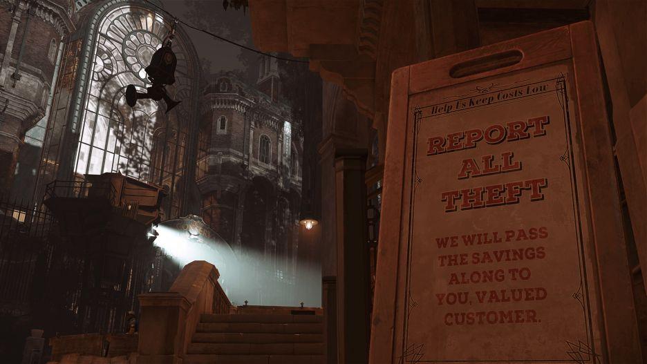 Dishonored 2 – śmierć wraca na cesarskie włości | zdjęcie 3