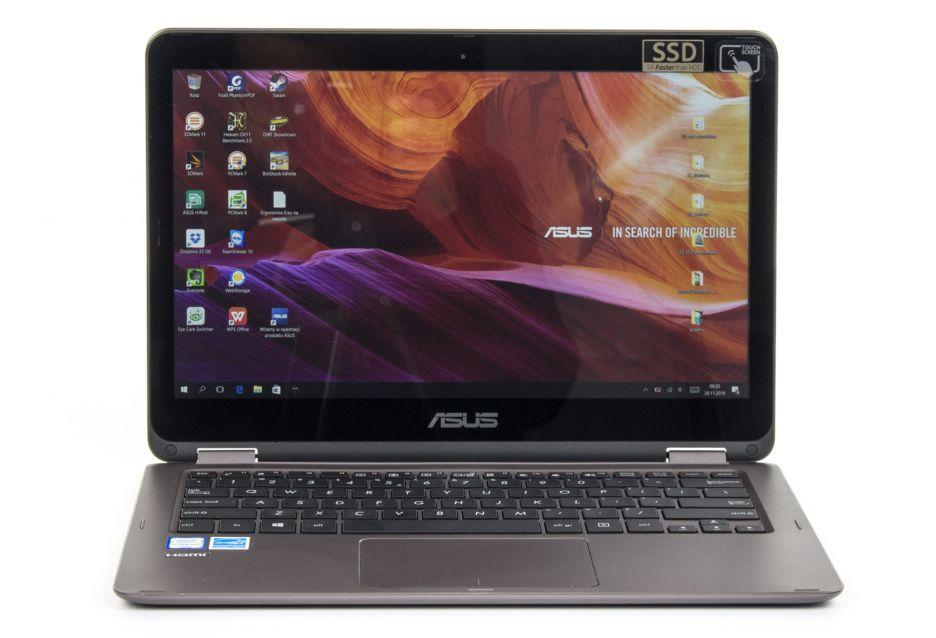 Asus ZenBook Flip UX360 – świetnie wyceniony laptop konwertowalny | zdjęcie 1