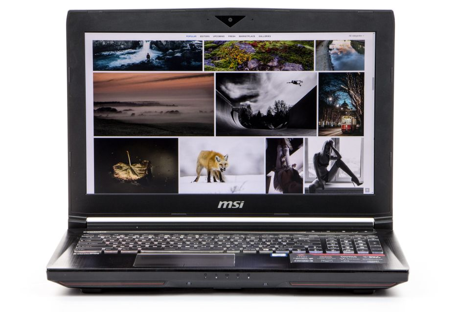 MSI GT62VR - laptop do grania w Full HD | zdjęcie 2