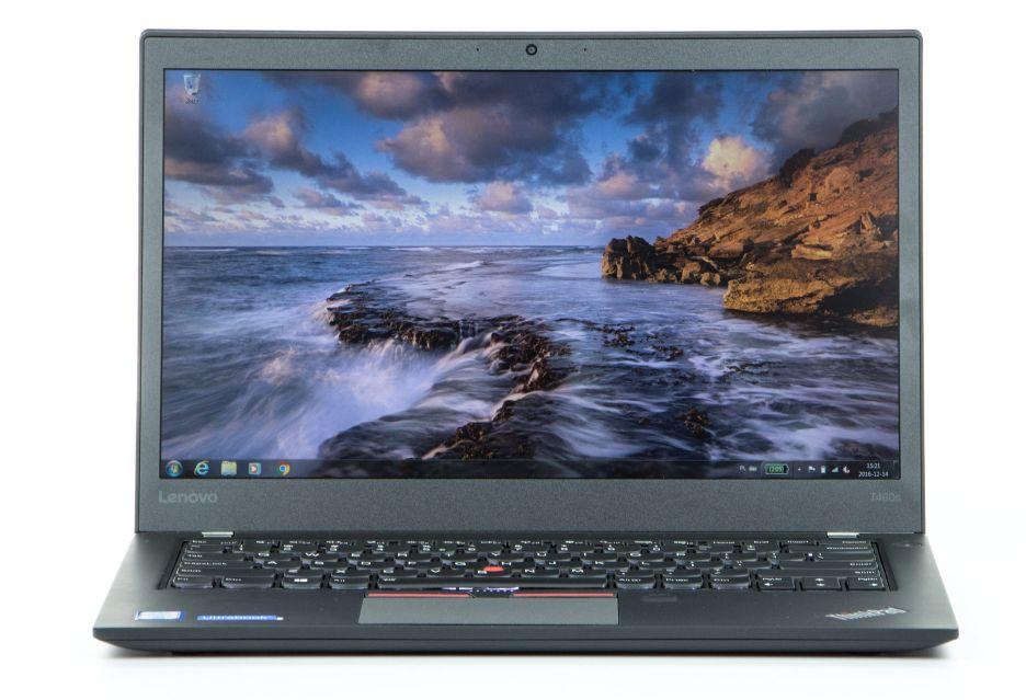 Lenovo ThinkPad T460s – czternastka do pracy | zdjęcie 1