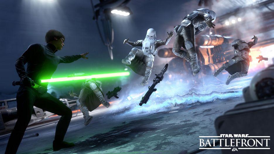 Star Wars: Battlefront – odległa galaktyka w pełnej gotowości bojowej | zdjęcie 4