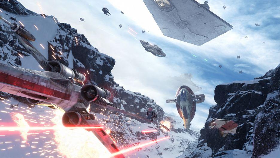 Star Wars: Battlefront – odległa galaktyka w pełnej gotowości bojowej | zdjęcie 2