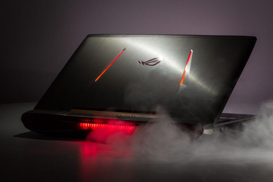 Asus G752VS - laptop z piekła rodem | zdjęcie 1