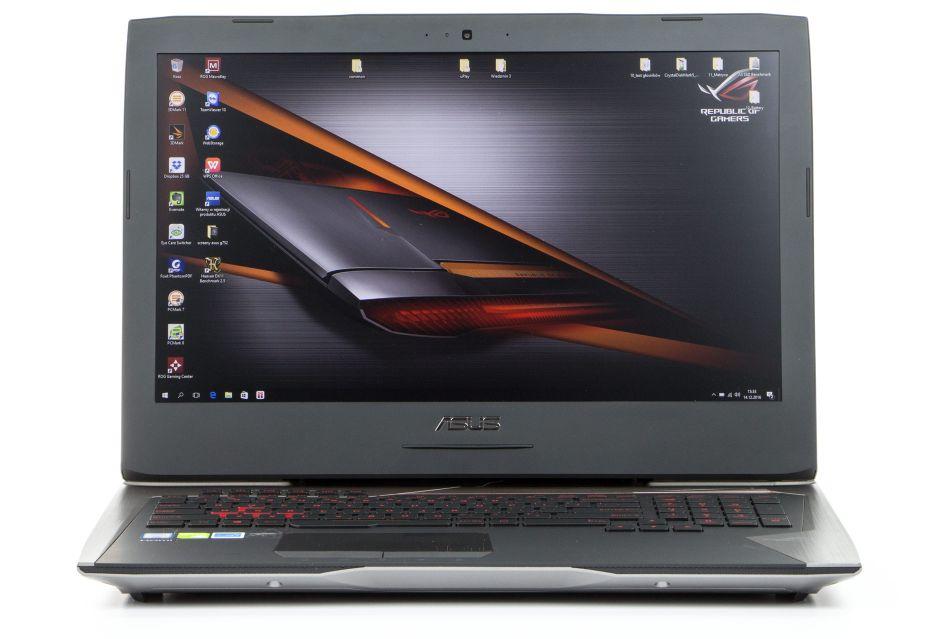 Asus G752VS - laptop z piekła rodem | zdjęcie 3