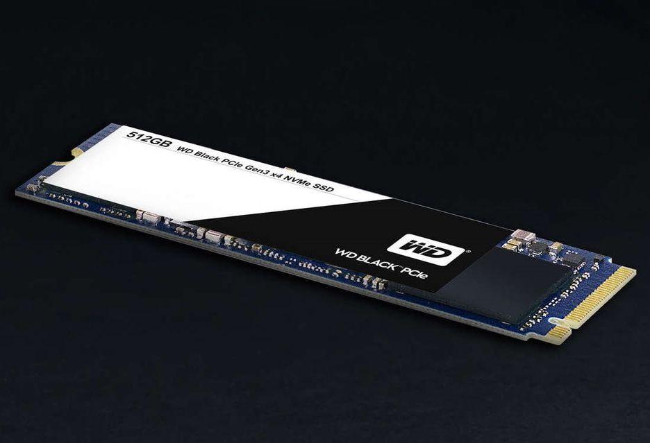 Dyski WD Black PCIe SSD już oficjalnie - niebawem w sklepach