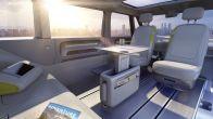 Elektryczny i autonomiczny - mikrobus Volkswagena odświeżony [AKT.] | zdjęcie 10