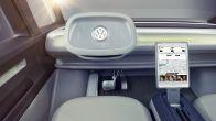 Elektryczny i autonomiczny - mikrobus Volkswagena odświeżony [AKT.] | zdjęcie 12