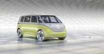 Elektryczny i autonomiczny - mikrobus Volkswagena odświeżony [AKT.] | zdjęcie 1