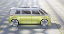 Elektryczny i autonomiczny - mikrobus Volkswagena odświeżony [AKT.] | zdjęcie 3