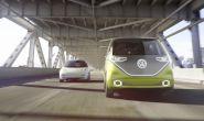 Elektryczny i autonomiczny - mikrobus Volkswagena odświeżony [AKT.] | zdjęcie 4