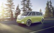Elektryczny i autonomiczny - mikrobus Volkswagena odświeżony [AKT.] | zdjęcie 6