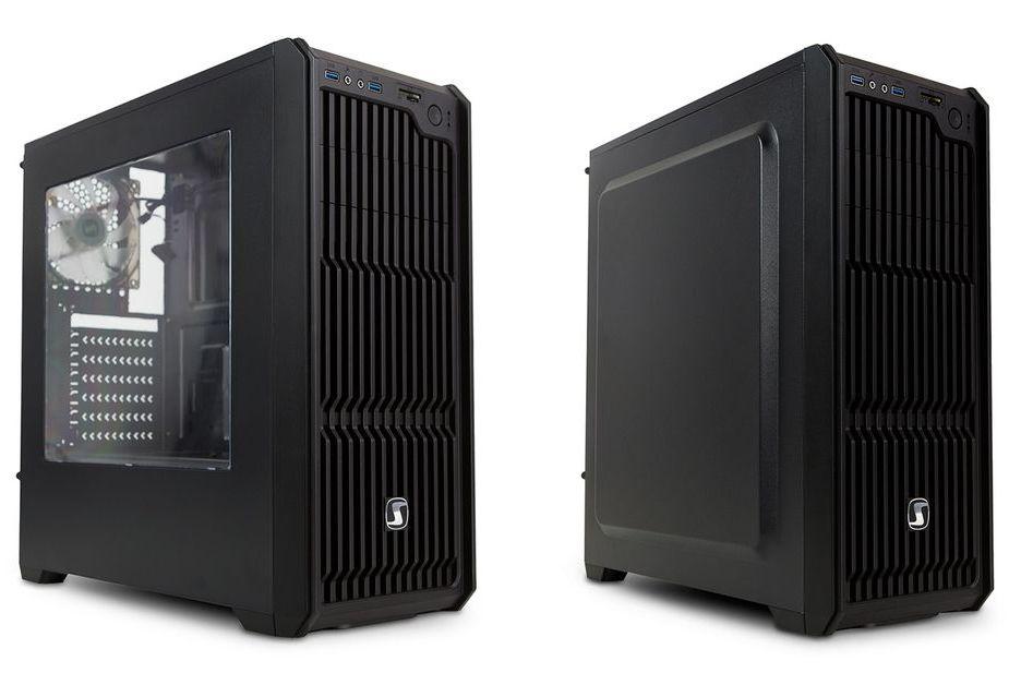 SilentiumPC wprowadza obudowy Regnum RG2 i RG2W Pure Black