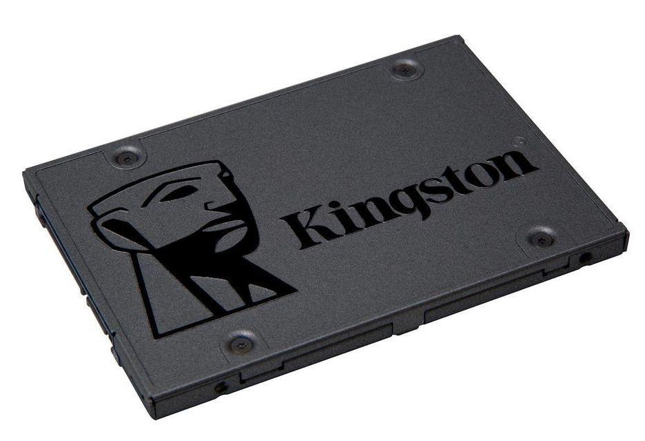 Kingston prezentuje ekonomiczne nośniki SSD A400