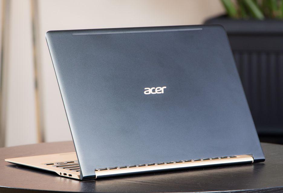 Acer Swift 7 - najcieńszy laptop z niespełna 10 mm obudową | zdjęcie 2