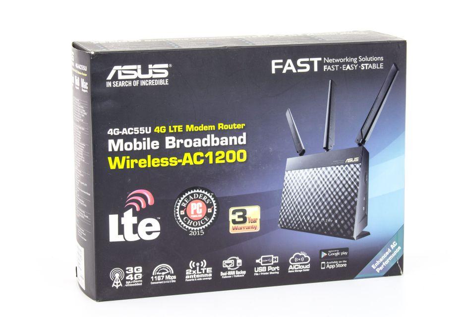 Asus 4G-AC55U - szybka alternatywa dla łączy przewodowych | zdjęcie 3