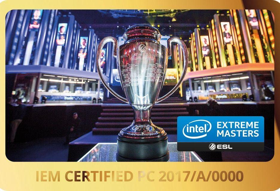 Intel Extreme Masters 2017 - limitowane komputery i laptopy już w sprzedaży