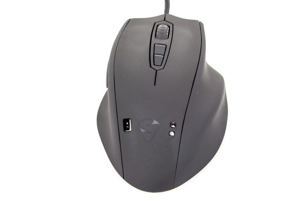 MIONIX NAOS QG i Nevermind - mysz z pulsometrem i gra, która czuje twój strach | zdjęcie 7