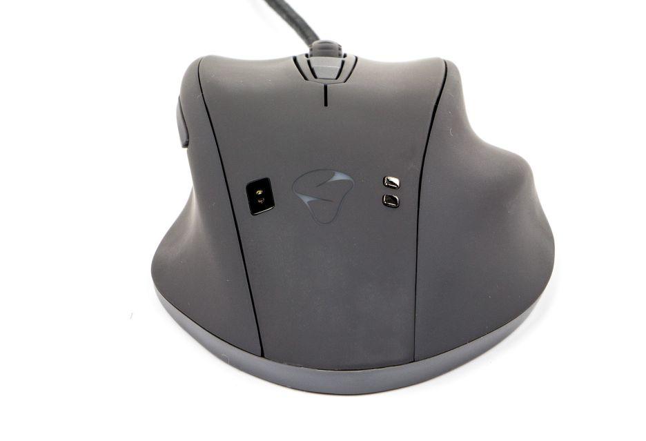 MIONIX NAOS QG i Nevermind - mysz z pulsometrem i gra, która czuje twój strach | zdjęcie 6