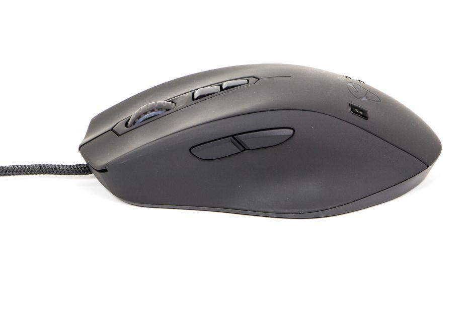 MIONIX NAOS QG i Nevermind - mysz z pulsometrem i gra, która czuje twój strach | zdjęcie 3