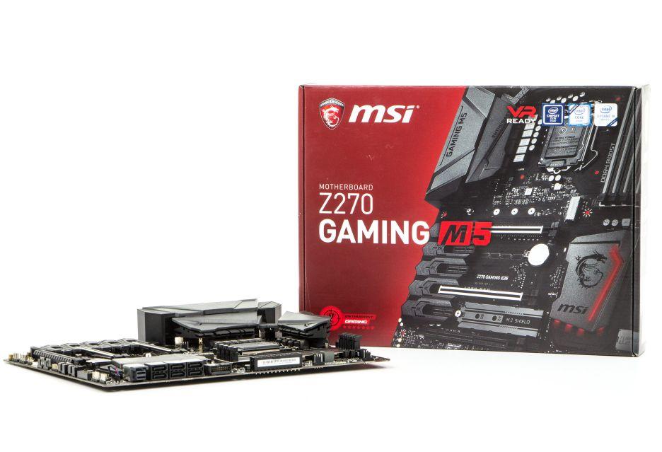 MSI Z270 Gaming M5 – płyta dla rasowych graczy | zdjęcie 2
