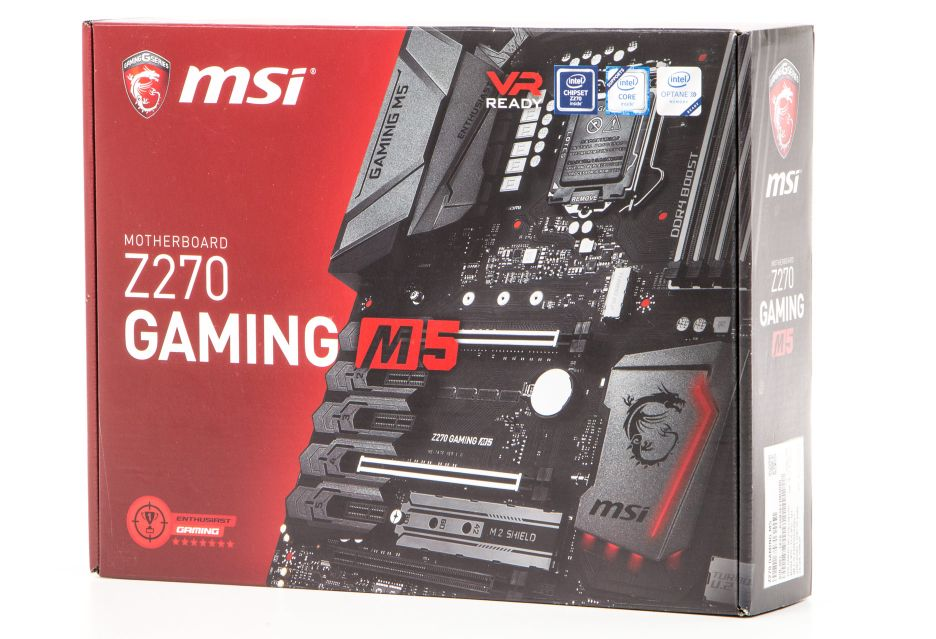 MSI Z270 Gaming M5 – płyta dla rasowych graczy | zdjęcie 1