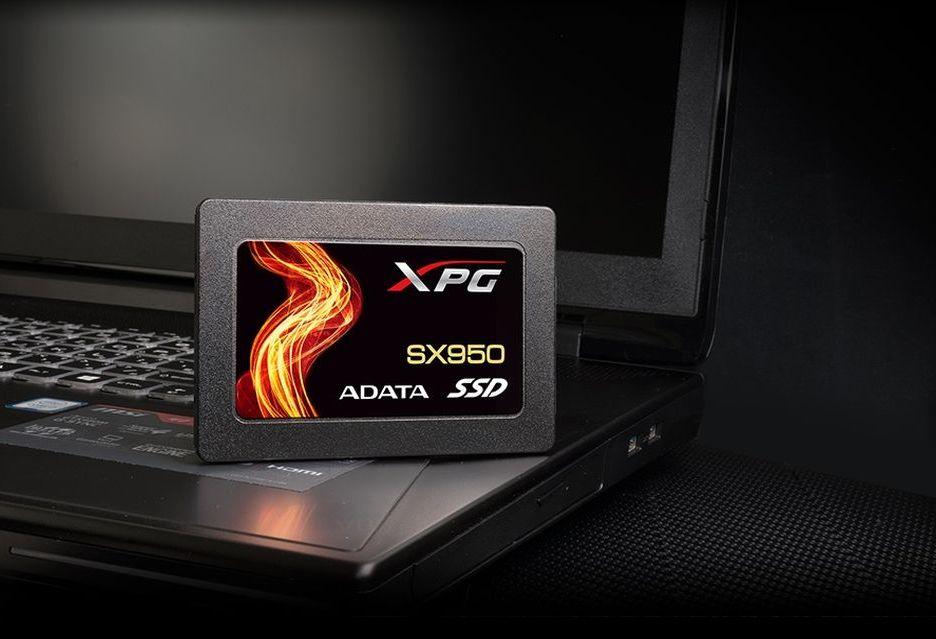ADATA XPG SX950 już oficjalnie - dobre transfery i 6 lat gwarancji [AKT.]
