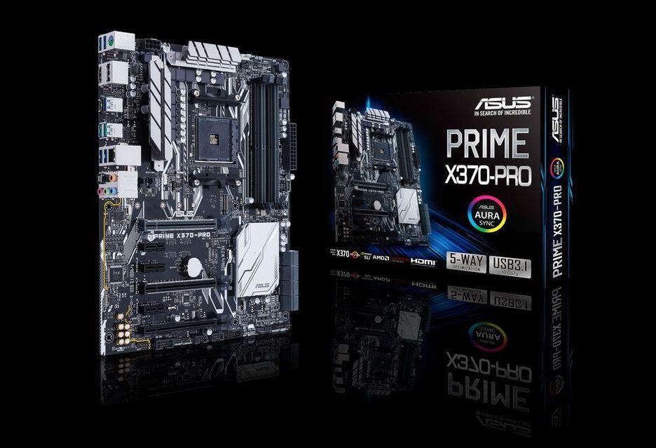 ASUS Prime X370-Pro: dobrze wyposażona płyta pod AMD Ryzen
