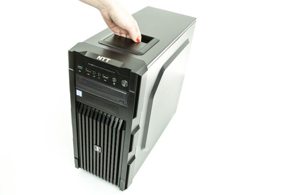 NTT Game W900G IEM 2017 - test komputera dla graczy (i nie tylko) | zdjęcie 8