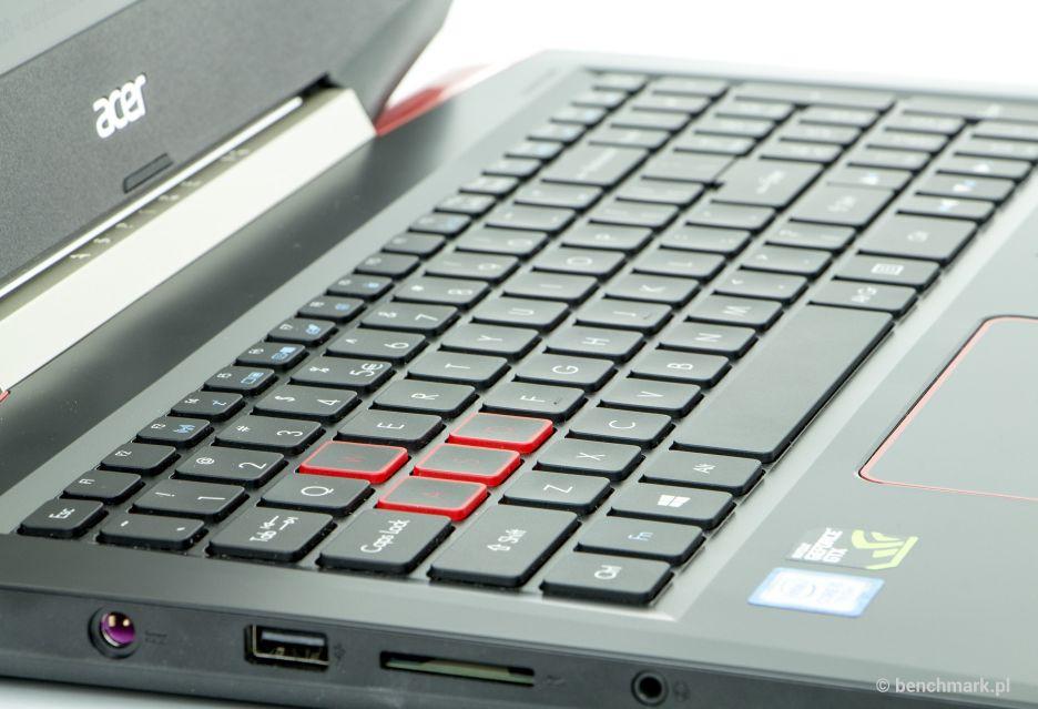 Acer Aspire VX 15 - laptop do grania w dobrej cenie | zdjęcie 3