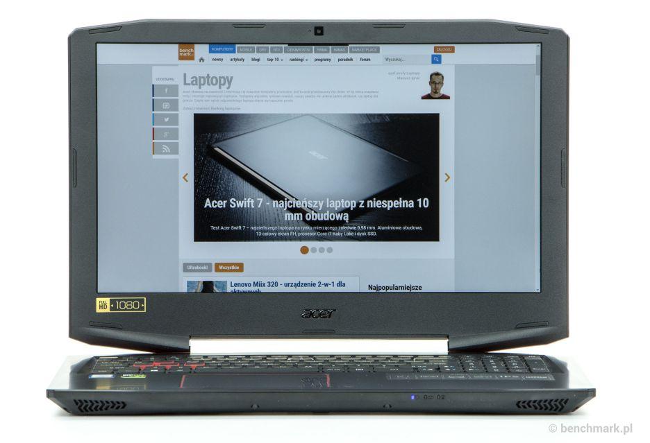 Acer Aspire VX 15 - laptop do grania w dobrej cenie | zdjęcie 1