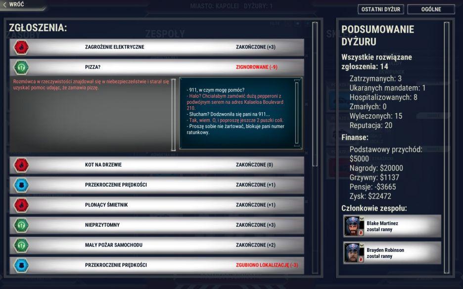 Operator numeru alarmowego – gracze w służbie ludzkości  | zdjęcie 2