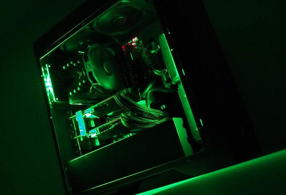 Silentiumpc Aurora Ii Remote Rgb 302 Podświetlenie