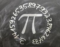 Marzec, czternastego - dzień liczby  Pi - poznajcie się bliżej