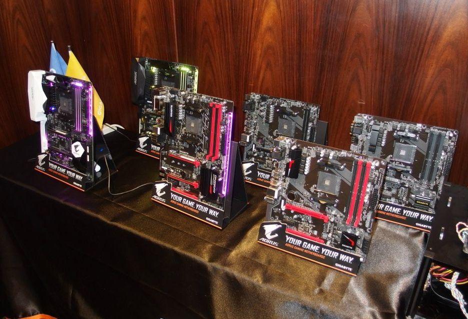 Gigabyte szykuje płytę ITX pod AMD Ryzen