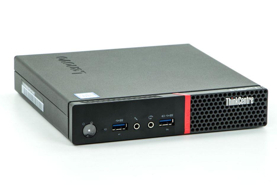 Lenovo ThinkCentre M900 Tiny - test mini PC z potencjałem na AIO | zdjęcie 6