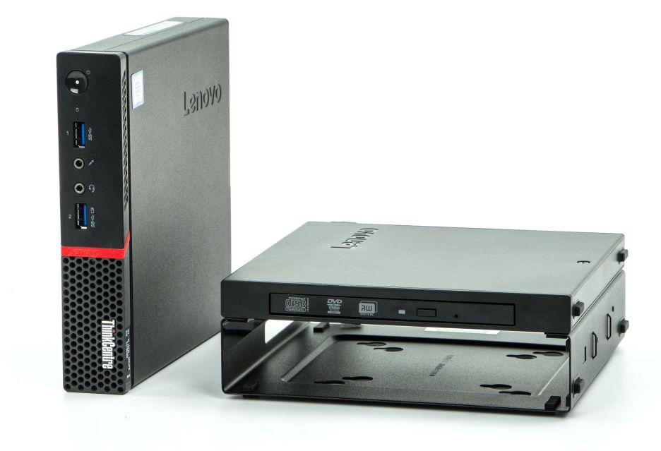 Lenovo ThinkCentre M900 Tiny - test mini PC z potencjałem na AIO | zdjęcie 7