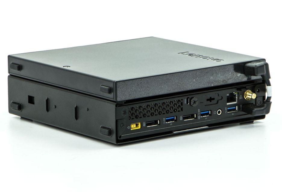 Lenovo ThinkCentre M900 Tiny - test mini PC z potencjałem na AIO | zdjęcie 8