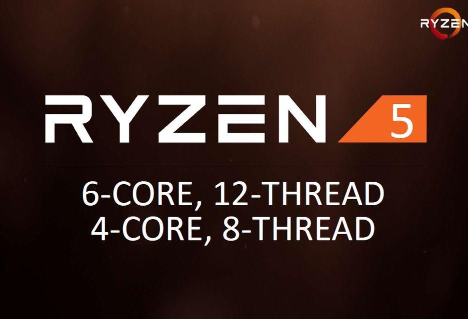 AMD zapowiada procesory Ryzen 5 - znamy ceny w złotówkach