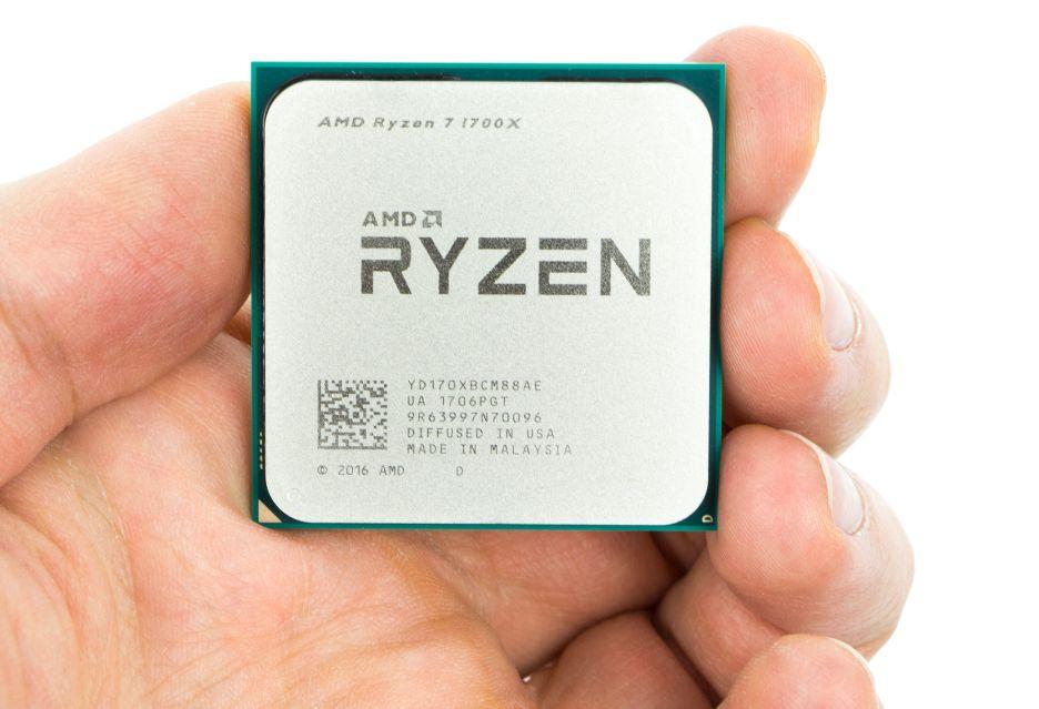 AMD Ryzen 7 1700X – najlepszy procesor dla półprofesjonalistów do 2000 PLN | zdjęcie 1