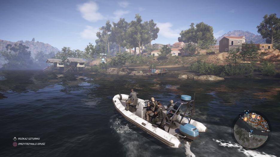 Tom Clancy's Ghost Recon: Wildlands – narko-wczasy dla beztroskich | zdjęcie 5