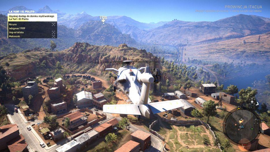 Tom Clancy's Ghost Recon: Wildlands – narko-wczasy dla beztroskich | zdjęcie 3