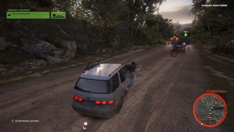 Tom Clancy's Ghost Recon: Wildlands – narko-wczasy dla beztroskich | zdjęcie 7