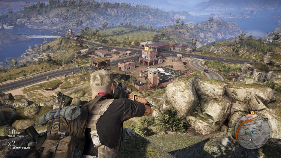 Tom Clancy's Ghost Recon: Wildlands – narko-wczasy dla beztroskich | zdjęcie 1