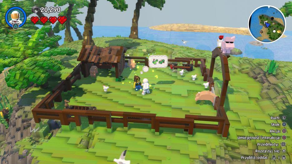 Lego Worlds Recenzja Gry