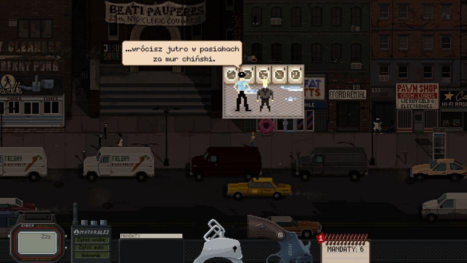 Beat Cop – czujesz, że masz farta, śmieciu? | zdjęcie 2