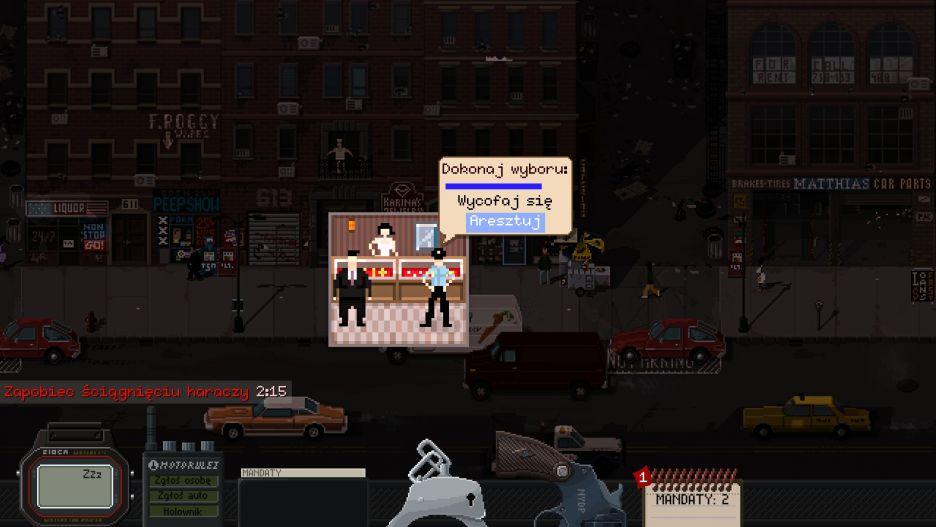 Beat Cop – czujesz, że masz farta, śmieciu? | zdjęcie 6