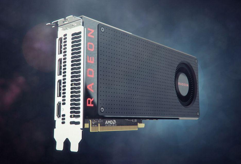 Karty Radeon RX 480 i RX 470 można zmodyfikować do RX 580 i RX 570