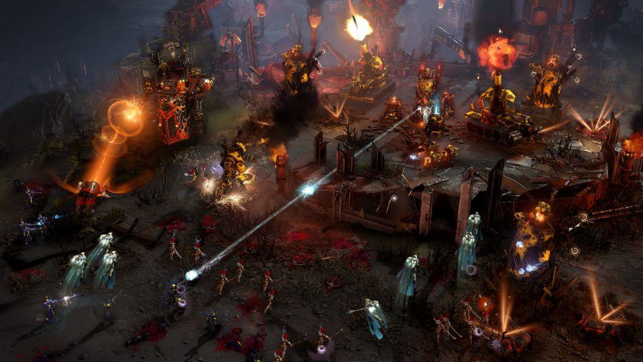 Warhammer 40.000: Dawn of War III – wojna ma wiele barw | zdjęcie 5