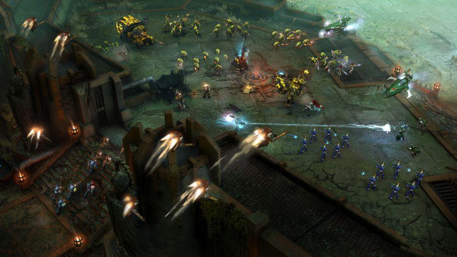 Warhammer 40.000: Dawn of War III – wojna ma wiele barw | zdjęcie 1