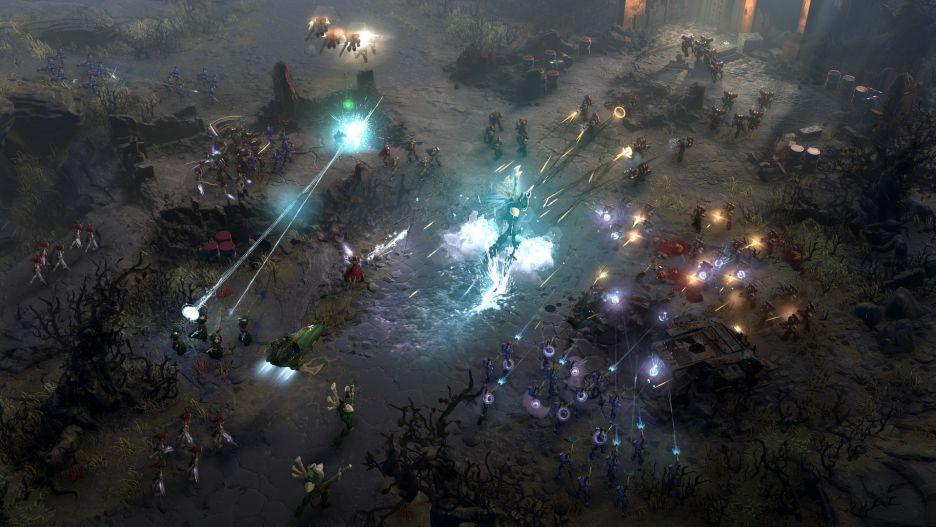 Warhammer 40.000: Dawn of War III – wojna ma wiele barw | zdjęcie 4